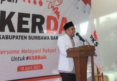 Rakerda PKS KSB Canangkan Jadi Partai Pemenang 2024